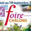 Beiser sera  la foire de Chalons