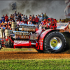 Le tractor pulling, la F1 des tracteurs