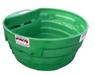 bac à eau - herbage pehd Beiser