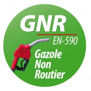 Informations sur le Gazole Non Routier